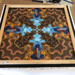 Large Canvas UV Print