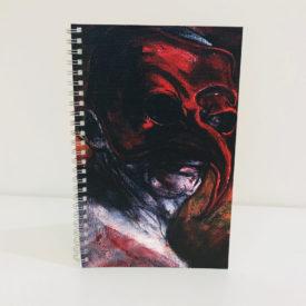 Color Cover Sprial Sketchbooks