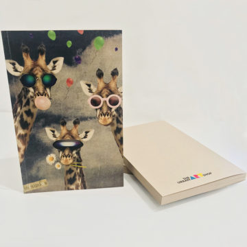 Perfect Bound Sketchbooks