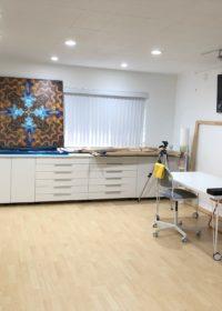 New Gallery Workspace at UAS