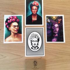 Printed Postcard Sets