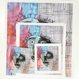 Multi-sized Matte Photo Paper Prints
