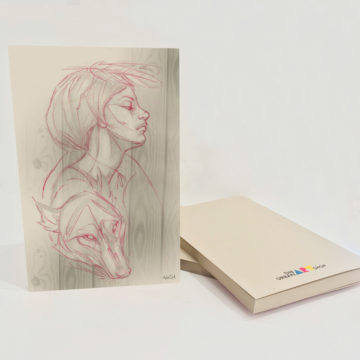 Natural Paper Art Sketchbooks