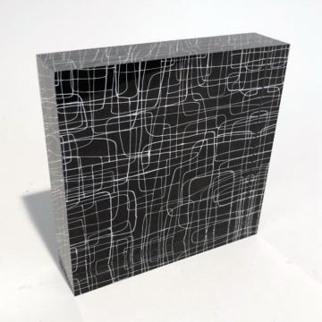 Small Acrylic Art Blocks